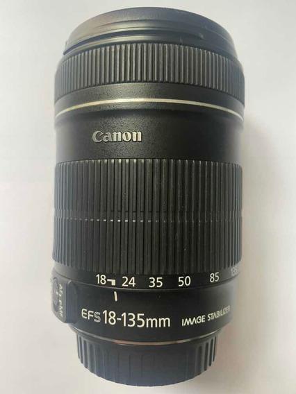 Lente Canon Ef-s 18-135mm F/3.5-5.6