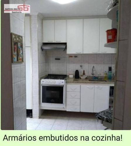 Apartamento Com 3 Dormitórios À Venda, 63 M² Por R$ 380.000,01 - Freguesia Do Ó - São Paulo/sp - Ap4095