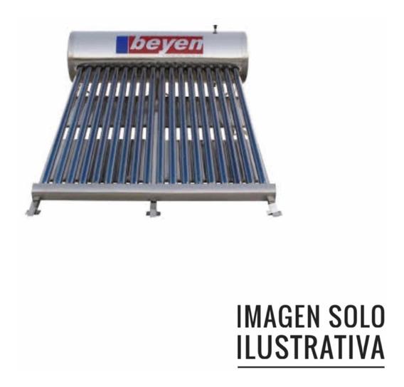 Calentador Solar 30 Tubos 360 L 8-13 Usuarios Guadalajara
