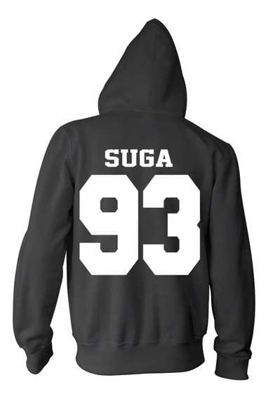 Campera Bts Suga 93 Kpop