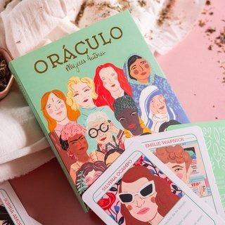 Oraculo Mujeres Autoras - Fera