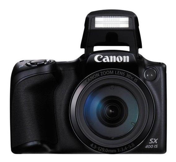 Máquina Fotográfica Digital Cânon Power Shot Sx400 Is