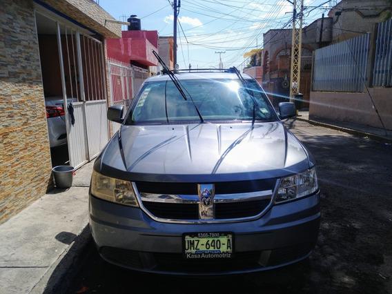 Dodge Journey 2.4 Sxt 5 Pasj At 2010