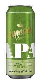 Lata Imperial Apa 473cc En Urquiza Bebidasurquiza!