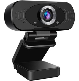 Camara Web Webcam Usb Full Hd 1080p Mic Plug&play Skype Zoom