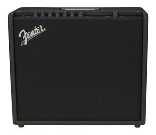 Amplificador Fender Mustang GT 100 100W negro 110V