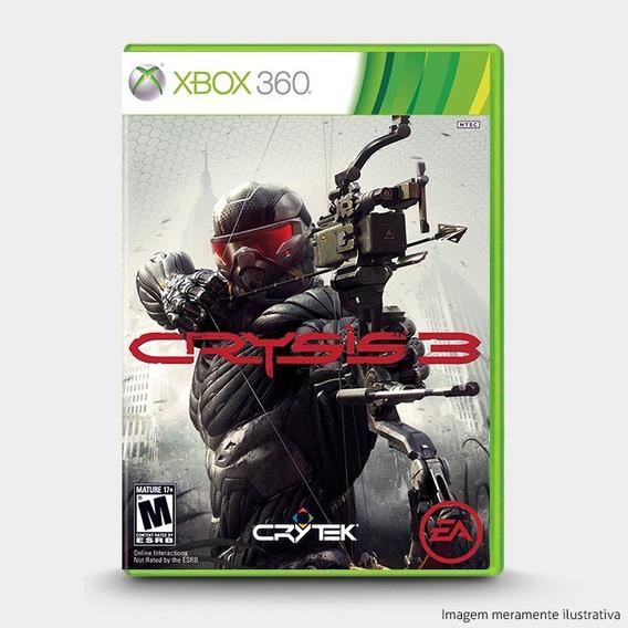 Crysis 3 - Novo Original Xbox 360