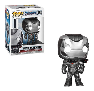 Funko Pop War Machine 458 Avengers Figura Marvel Iron Man