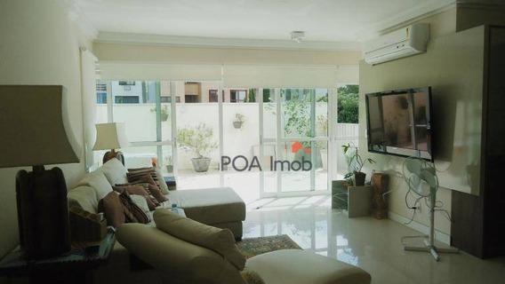 Apartamento Com 3 Dormitórios À Venda, 197 M² Por R$ 1.450.000,00 - Mont