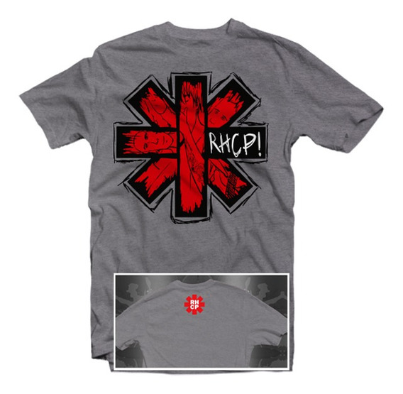 Playeras Red Hot Chili Peppers Getaway Rhcp - 27 Diseños!!!