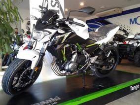 Kawasaki Z 650 Abs Entrega Inmediata!! Er6n Descuento Ctdo*