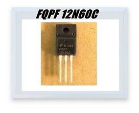 Transistor Fqpf12n60c - 12n60c - 12n60 C - 600v 12a -