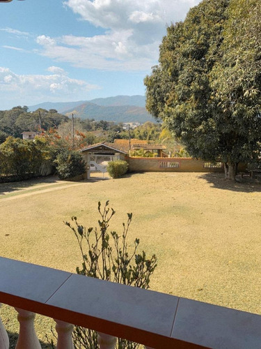 Chácara Com 3 Dormitórios À Venda, 2034 M² Por R$ 1.000.000 - Jardim Estância Brasil - Atibaia/sp - Ch0013