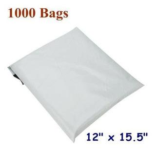 1000 12x15.5 Poli Mailer Envío Envolvente Plástico Sell-4491