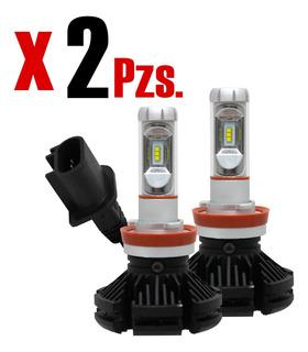 Kit Focos Luces Led X3 Philips X3 H11