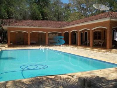 Chacara Residencial Em Piracaia - Sp, Canedos - Ch00311