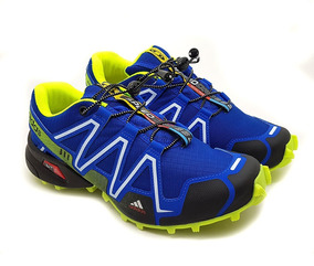 Tênis Masculino Speedcross 3 4 Trava Promoção Caminhada *
