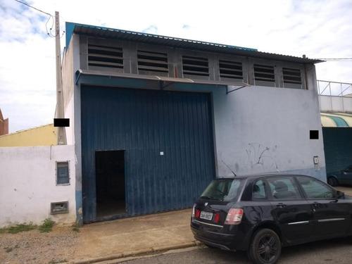 Imagem 1 de 9 de Barracão À Venda, Jardim Tatiana - Sorocaba/sp - 5357