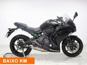 Kawasaki Ninja 650 R 2016 Preto