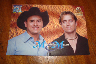 01 Cartao Tipo Postal / Mauricio E Mauri