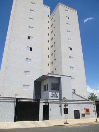 Apartamento Com 2 Dorms, Água Branca, Piracicaba - R$ 290 Mil, Cod: 2102 - V2102