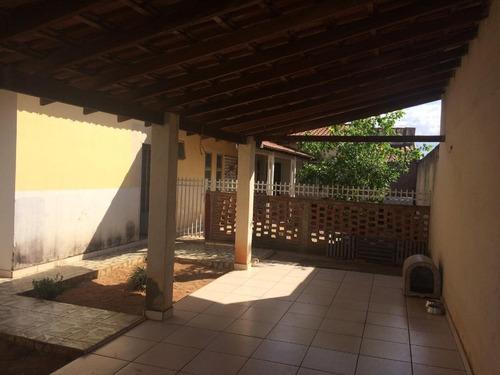 Casa Em Jardim Chaparral, Mogi Guaçu/sp De 84m² 2 Quartos À Venda Por R$ 245.000,00 - Ca426382