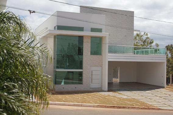 Linda Casa Cond. Fechado C/ Vista P/ A Lagoa Prox. Aeroporto
