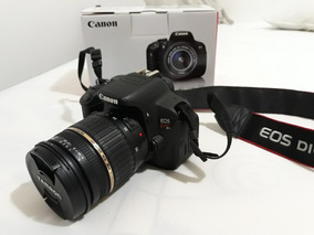Canon Kiss X7i (t5i) + Lente Tamron 17-50 F2.8