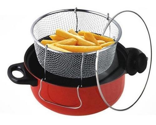 Freidora - Set De 3 Piezas - Cocina - Regalo