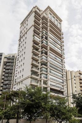 Apartamento Com 4 Dormitórios À Venda, 400 M² Por R$ 7.500.000 - Moema - São Paulo/sp - Ap0209