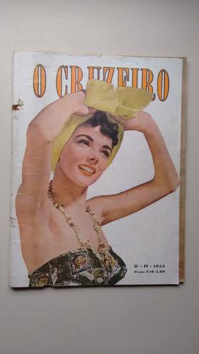 Imagem 1 de 10 de Revista O Cruzeiro Ano 1953 Cangaceiro Greve São Paulo Q714