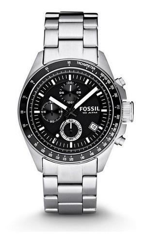 Fossil Decker Ch2600ie Cronografo Reloj Hombre 42mm
