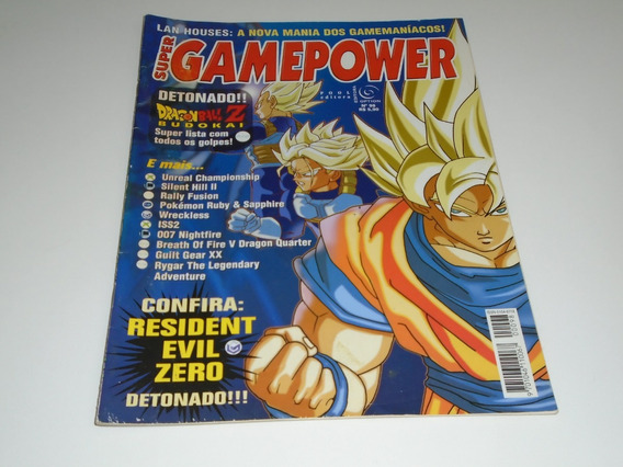Revista Super Game Power Número 98