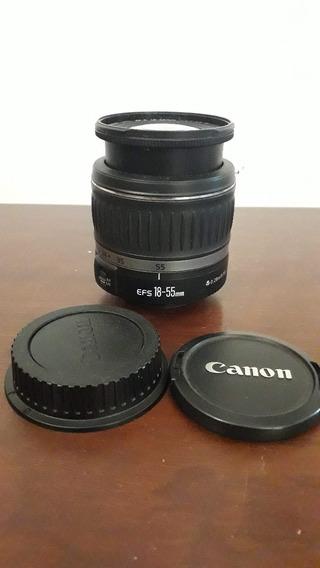Teleobjetiva Canon 18-55 Mm