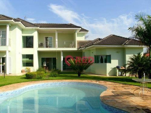 Sobrado Com 4 Dormitórios À Venda, 360 M² Por R$ 1.275.000,00 - Condomínio Portal Do Sabiá - Araçoiaba Da Serra/sp - So0227