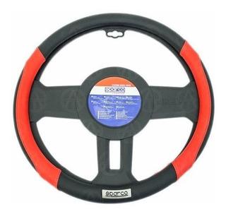 Funda Cubre Volante Tuning Sparco Rojo Italy - Maranello