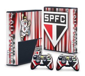 Skin Xbox 360 Super Slim Adesivo Sao Paulo