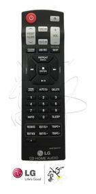 Controle Mini System Lg Cm9520 Original Novo!!!