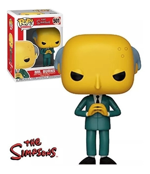 Funko Pop Mrs Burns Nr. 501 - The Simpsons
