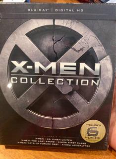 X-men Colección Bluray Original 6 Películas