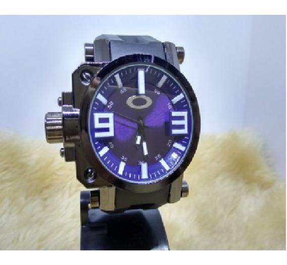 Relógio Masculino De Pulso Oakley Várias Cores