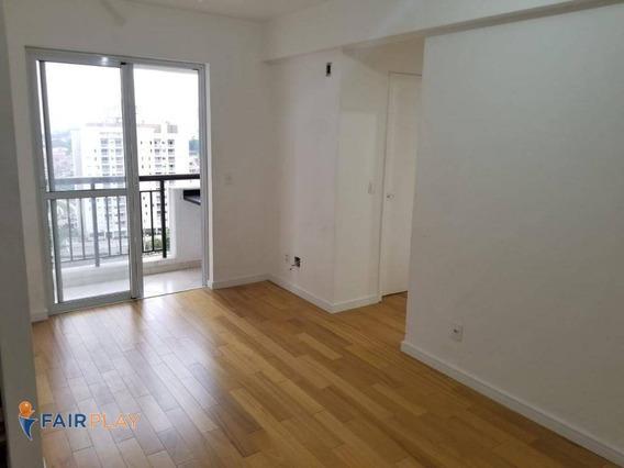 Apartamento 2 Dormitorios 1 Vaga Com Lazer Na Vila Andrade - Ap5086