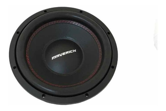 Subwoofer 12 Doble Bobina 800w Rms Maverick No Bomber 4 Ohm