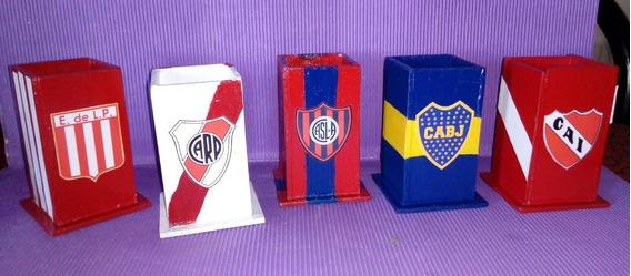 Lapicero - Portalapiz En Fibrofacil Clubes De Futbol