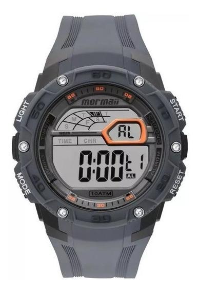 Relógio Masculino Mormaii Pulseira Em Resina Mo9670ac/8c