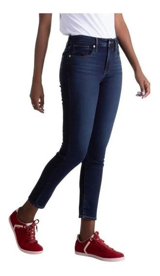 Calça Jeans Levis 721 High Rise Skinny Slim Thro - Lb7210001