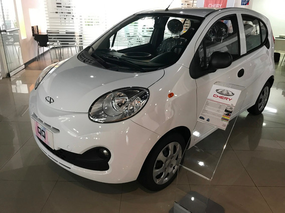 Chery Qq 1.0 Light Blanco Tenelo Ya!!