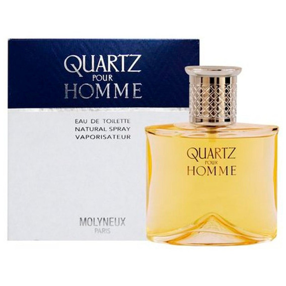 Perfume Quartz Pour Homme 100 Ml - Lacrado - Selo Adipec