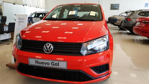 Volkswagen Gol Trend 1.6 Trendline 101cv  2