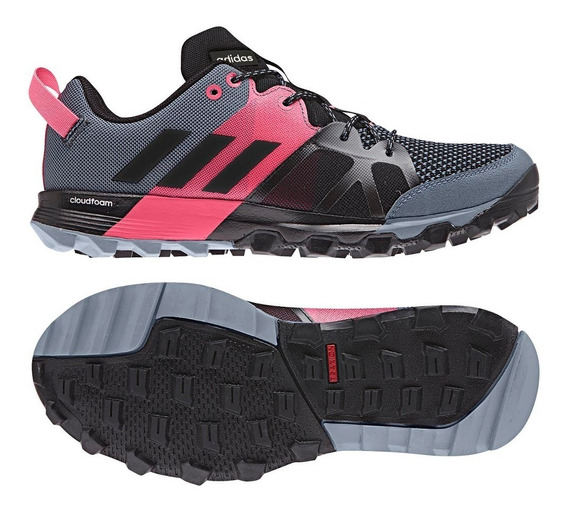 Tenis adidas Kanadia Tr Todo Terreno Train Mujer Running Msi